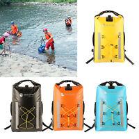 Außen Tauchen Wasserdichte Trocken Tasche Kajak Bootfahren Rafting Camping