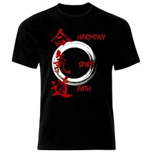 Aikido Kanji Samurai Code Martial Arts MMA Bushido Kampfsport T-Shirt