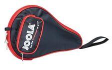 JOOLA Tischtennisschläger Hülle Pocket schwarz-rot | Tasche mit Ballfach