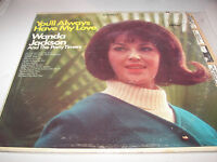 Wanda Jackson You'll Always Have My Love LP VG+ Capitol ST2812