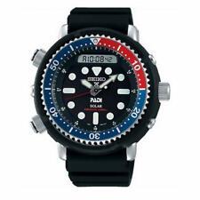 Seiko Men's Prospex PADI Solar Diver's Special Edition 200M Watch SNJ027P1 NEW