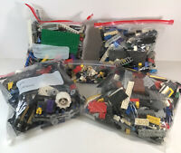 LEGOS Misc Mixed Bulk Lot of Various Lego Pieces 7lbs with Mini Figures
