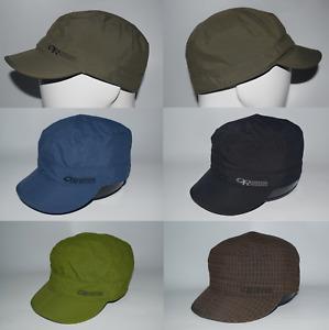 New Outdoor Research Unisex Radar Pocket Cap Foldable Brim Cadet Hat $28
