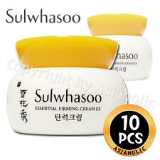 Sulwhasoo Essential Firming Cream EX 5ml x 10pcs (50ml) Sample AMORE Newist Ver