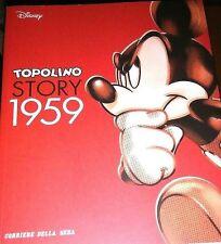 TOPOLINO STORY Serie Completa 1949/78 1/30  CORRIERE DELLA SERA 2005