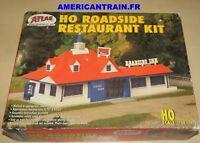 Roadside Restaurant échelle HO Atlas
