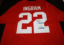 Mark Ingram signed jersey, Alabama Crimson Tide, Bills, Beckett BAS