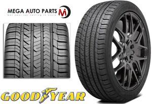 1 Goodyear Eagle Sport All Season 225/50R17 94W Performance 50K Mile M+S Tires