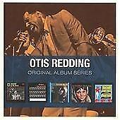 Original Album Series (5 Pack), Otis Redding, Audio CD, New, FREE & FAST Deliver