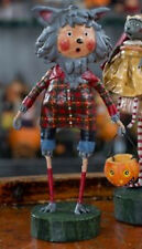 23940 Wolfie Williams Figure Lori Mitchell Trick or Treat Halloween Werewolf