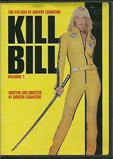 Kill Bill Vol. 1 Uma Thurman, Lucy Liu DVD