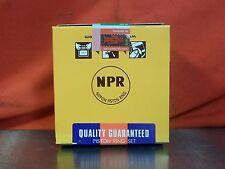 NPR Nippon Piston Ring Engine Set 80.00 mm for Nissan Sentra QG18 SWN30142ZY