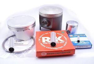 ProX Piston Kit Bore 54.00 mm 01.2217.D for Yamaha YZ125 1997-2001