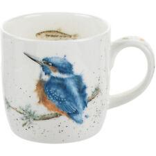 Royal Worcester Wrendale King of The River Kingfisher Mug