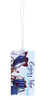 Lewis N Clark Fashion Luggage Tag (Enjoy Life)