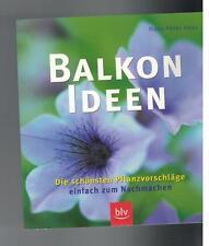 Hans-Peter Haas - Balkon Ideen