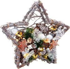Fensterdeko Stern Weihnachten Weihnachtsdeko Weihnachtsstern Beleuchtung