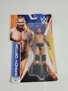 WWE Randy Orton Figure, Superstar #57 New/Sealed