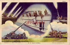 1941 U. S. COAST ARTILLERY photos by U. S. Army Signal Corps