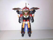 Superhuman Samurai Syber Squad Synchro Xenon Servo Vitor Tracto Borr Cyber