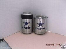 Dallas Cowboys Decal for YETI Colster, Lowbal, Car,Truck, Beer Mug in Royal Blue