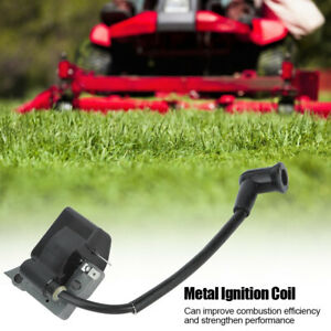 Metal Trimmer Ignition Coil Fit for Stihl FS55 FS55C FS46 FC55 FS38 FS45 FS55