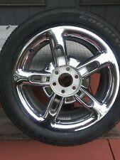 """Chevrolet SSR 19"""" chrome oem wheel"""
