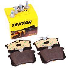 TEXTAR 2355402 Bremsbelag-Satz Hinten Bremsen Set Bremsklötze VW Golf 1K1 5K1