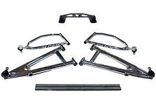 LONESTAR RACING LSR DC PRO DC-PRO LONG TRAVEL A-ARMS +2 KAWASAKI KFX450 KFX 450