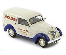 Renault Juva 4 1952 - 'La Vache Qui Rit' 1:43 Norev / Diecast Model Car -519107