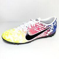 Nike Mercurial Vapor 13 Neymar Jr TF soccer shoes AT7995-104 size 10 New