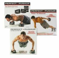 Perfect Pushup Instructional DVD