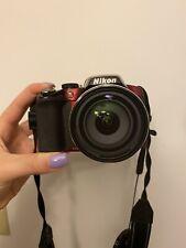 Nikon COOLPIX P510 16.1MP Digital Camera - Red