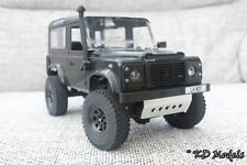 Alloy Sump Guard for New Gelande 2 1/18 Scale Crawler RC4WD D90 Landrover