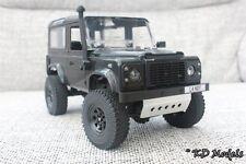 Aleación de sumidero Protector Para Nuevo Gelande 2 1/18 Escala Crawler RC4WD D90 Landrover