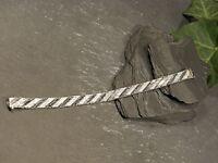 Tolles 835 Silber Armband Jugendstil Art Deco Vintage Funkelnd Flach Massiv Edel