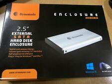 Dynamode USB-HD2.5S USB 2.0 SATA 2.5 inch Hard Disk Enclosure (External)
