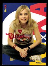Tanja König AK Playboy Playmate Autogrammkarte original signiert #2