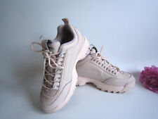 Fila Disruptor II ladies pink trainers EU39, fits UK6 size. Great condition.