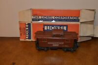 Lionel Model Trains - O Scale - Caboose #2757