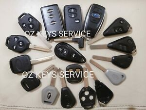 All Subaru Remote Keys, Forester Liberty Outback Tribeca Impreza XV WRX STI BRZ