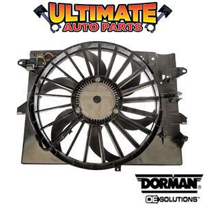 Radiator Cooling Fan (3.0L V6) or (3.9L V8) for 03-04 Lincoln LS LS6 or LS8