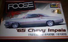 Revell 1965 Chevy Impala Hardtop Foose Design 1/25  Model Car Mountain FS
