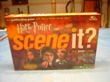 HARRY POTTER SCENE IT THE DVD Game Complete