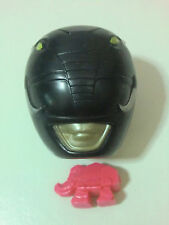 Mighty Morphin Power Ranger HEAD CANDY CONTAINERS Saban Vintage 1995