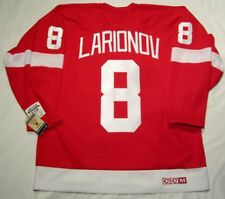 IGOR LARIONOV size XXL - Detroit Red Wings CCM 550 VINTAGE series Hockey Jersey