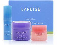 LANEIGE Sleeping Care Good Night Kit 3 Items Water / Eye / Lip Sleeping 3 pcs