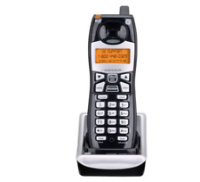 GE Cordless 5.8GHz Edge Handset & Cradle 25902EE1-A Add On Home Telephones