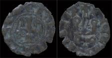 Crusader Archaia John of Gravina billon denier no date
