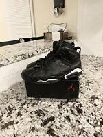 "Air Jordan Retro 6 ""Black Cat"" Mens Size 11.5"
